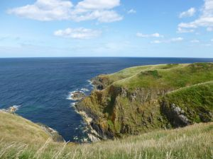 Crathie Point Promontory Fort