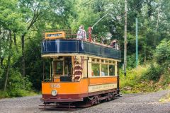 Crich Tramway Village, Glasgow 1068, built in 1919