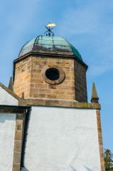 Cromarty Courthouse Museum, The courthouse dome