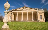 Croome Park, Classical temple