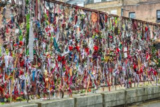 Cross Bones Graveyard London