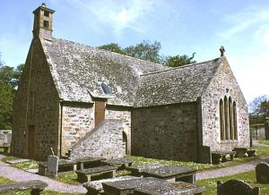 Cullen Old Kirk