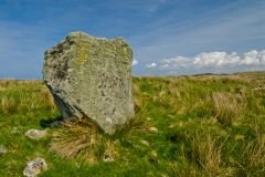 Cultoon Stone Circle, Another look at the smallest standing stone