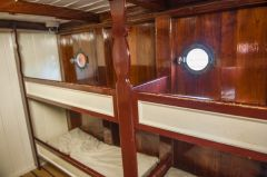Sailor's sleeping quarters