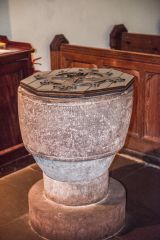 The early medieval font