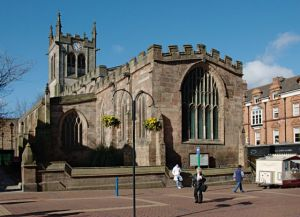 Derby Derbyshire Historic Derbyshire Guide