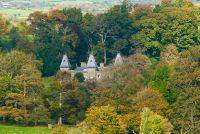 Dinefwr Castle, View of Newton House