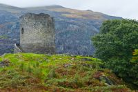Dolbadarn Castle, Castle keep