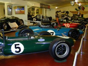 Donington Collection of Grand Prix Racing Cars