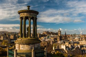 Calton Hill Folly Group