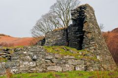 The broch exterior