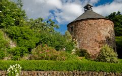 The medieval dovecote