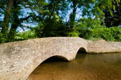 Gallox packhorse bridge