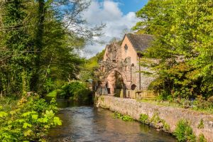 Dunster Working Watermill