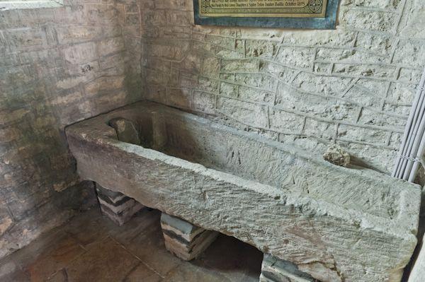 Duntisbourne Abbots Gloucestershire St Peter S Church