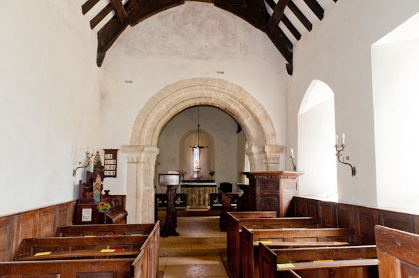 Duntisbourne Rouse, St Michael's Church photo, The nave