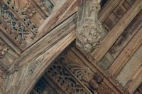Earl Stonham, St Mary's Church, Roof pendant