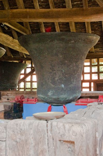 East Bergholt, St Mary's Church photo, Upside down bell