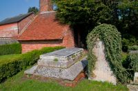 East Bergholt, Constable family tomb