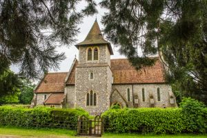 East Tytherley, St Peter's Church