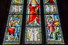 Memorial window to Frederick Charles Cavendish