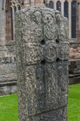 Reverse of the Pictish Cross
