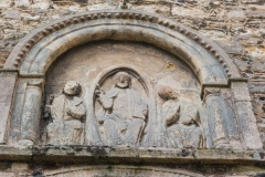 The Norman tympanum