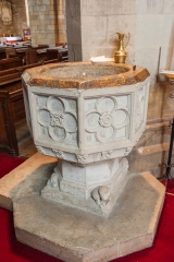 The Perpendicular font