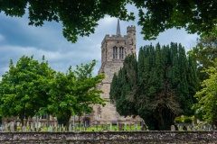 Elstow Abbey church