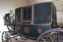 The 5th Earl's state coach