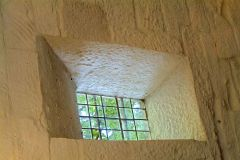 Saxon north window