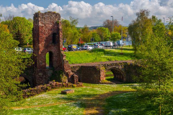 Off Road Design >> Exeter Old Bridge | Historic Exeter Guide