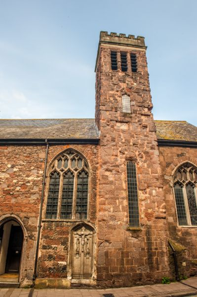 Exeter  St Olave U0026 39 S Church