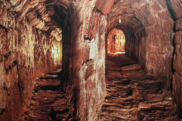 Exeter photo, Exeter's Underground Passages
