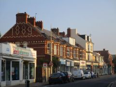 1889 shops on Exeter Road (c) Jonathan Thacker
