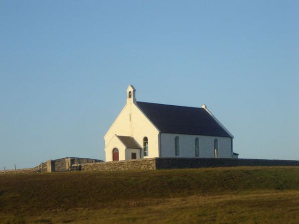 Fair Isle photo, Fair Isle Kirk (c) Ruth Sharville