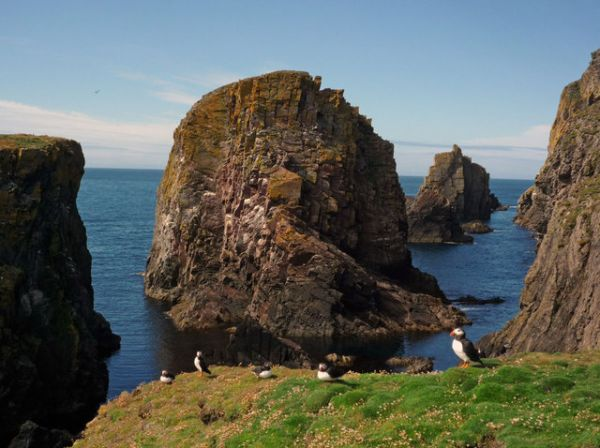 Fair Isle - History, Travel, and accommodation information