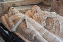 Sir Edward and Lady Margaret Hungerford