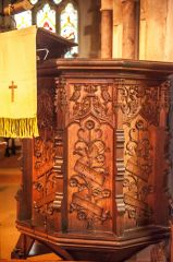 The late Victorian pulpit