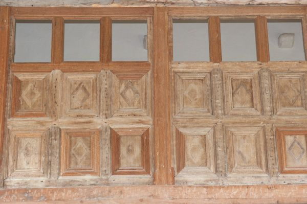 Fiddleford Manor photo, Wood panelling