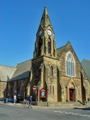 Filey, The Methodist Church (c) Peter Church