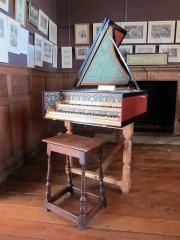 Grand piano (c) Oast House Archives