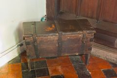 Fingest, St Bartholomew's Church, Wooden parish chest