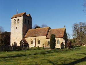 Fingest, St Bartholomew's Church