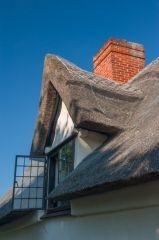 Flatford Bridge Cottage, Bridge Cottage dormer