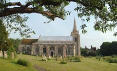 Fleet, Another view of St Mary's church (c) Guy Erwood