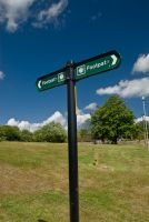 Stour Valley Walk signpost