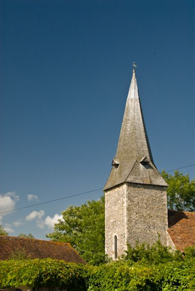 Fordwich, St Mary photo, Church spire