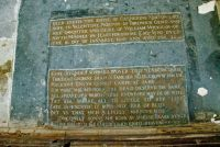 Fordwich, St Mary, Memorial brass
