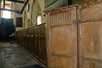 Fordwich, St Mary, Box pews
